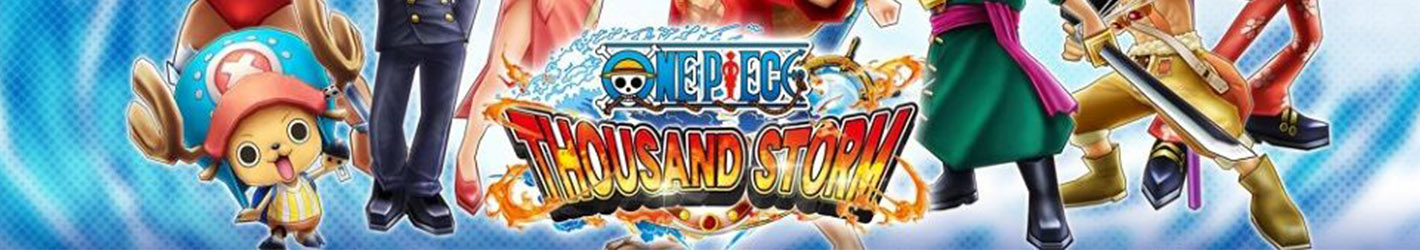 One Piece : Thousand Storm [EN]